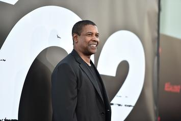 Denzel Washington Is Happy His Son Quit Football To Pursue Acting Career