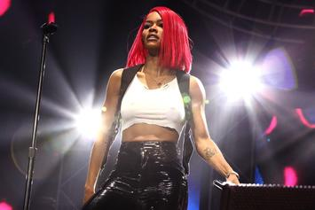 "Teyana Taylor Drops Off Official ""KTSE"" Merchandise"