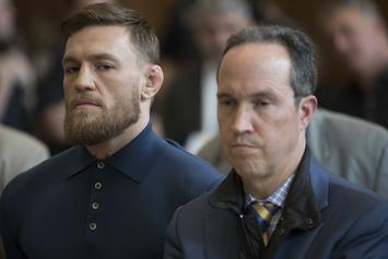 Conor McGregor Reaches Plea Deal, Won't Be Deported For Assault Charges