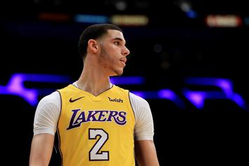 Lonzo Ball, Denise Garcia Welcome Their First Child