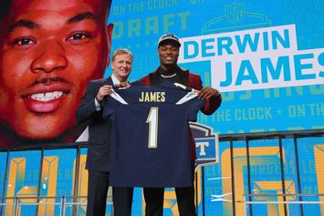 Chargers' Derwin James Reportedly Robbed Of Rolex, Chain At Gunpoint
