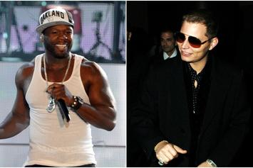 """Scott Storch Has An Offer For 50 Cent: """"We Got Another Joint To Make"""""""