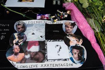 A Third Suspect In XXXTentacion's Murder Has Been Arrested