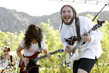 Post Malone's Fuji Rock Festival Performance In Japan Will Be Live Streamed
