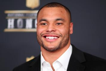 "Dak Prescott Refuses To Kneel In Protest & ""Bring Controversy To The Stadium"""