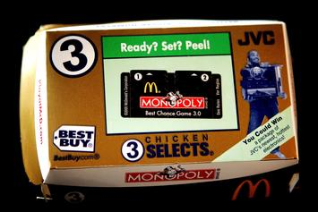 McDonald's Monopoly Was Once Rigged By An Inside Man Who Won For Twelve Years