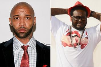 Joe Budden & T-Pain Sit Down For A Hilarious Meeting Of The Minds
