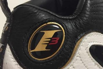 Allen Iverson's New Reebok Sneaker Surfaces: First Look