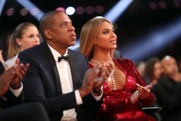 Jay-Z & Beyonce's Touring Company Crack Down On Fake Merch Sellers: Report