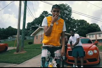"Kap G Mobs Out In Colorful ""Want My M's"" Music Video"
