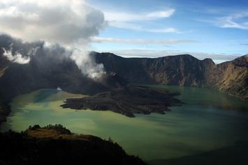 A 2nd Earthquake Ravages The Indonesian Island Of Lombok, 37 Reported Dead