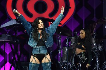 Demi Lovato Makes A Public Statement Following Overdose Hospitalization