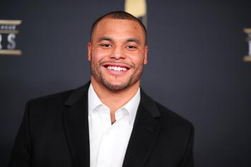 "Dak Prescott Mural Places Him In ""The Sunken Place"" After NFL Protesting Comments"