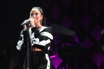 """Demi Lovato Enters Rehab & Separates From """"Toxic People"""""""