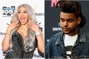 Cardi B, The Weeknd, & Shawn Mendes To Headline Global Citizen Fest