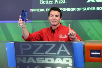 Papa John's Founder John Schnatter Says Major Sales Drop Is Caused By His Absence