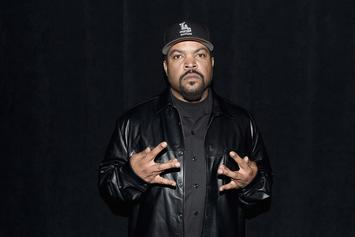 "Ice Cube Reflects On N.W.A's ""Straight Outta Compton"" On 30th Anniversary"