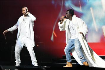 """Diddy's Advice To French Montana: """"You Don't Have To Rap, Retire In Your 40s"""""""