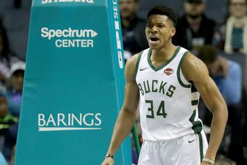 "Giannis Antetokounmpo Ain't Buggin': ""I Was The Next Chosen One Since I Arrived"""