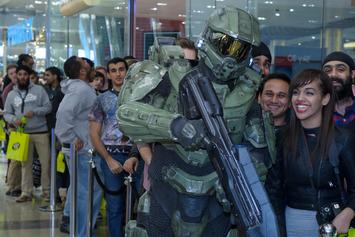"""""""Halo"""" Live Action Series Will Feature Master Chief As A Main Character"""