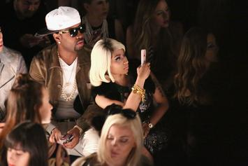 "Nicki Minaj's ""Come See About Me"" Had Safaree Samuels ""Crying Like A B***h"""