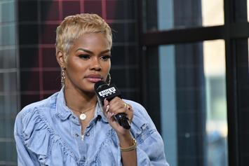 """Teyana Taylor Drops Out Of """"Later That Night"""" Tour Citing Jeremih's """"Diva"""" Antics"""