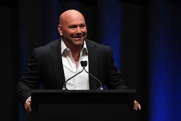 "Dana White Says UFC ""Worth $7 Billion"" After ESPN TV Deal"