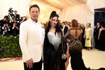 Elon Musk & Grimes Unfollow Each Other On Social Media After Azealia Banks Drama