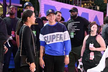 """Logic Pledges Expenses For Fans To Fly To London Concert: """"Peace, Love & Positivity!"""""""