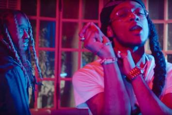 """Ty Dolla $ign Joins K'Ron In New Video For """"No BF's"""""""