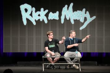 """Adult Swim Festival To Feature 37-Piece Orchestra Performing """"Rick And Morty"""" Songs"""
