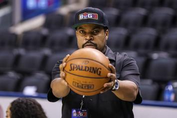 Ice Cube Continues To Recruit Kobe Bryant For Big3 League