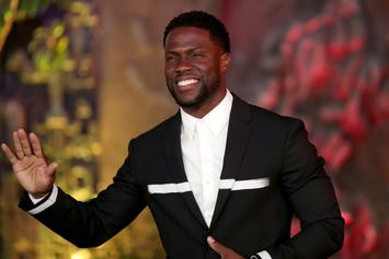 Instagram Gallery: Kevin Hart's Most Inspirational, Work-Out Friendly Posts