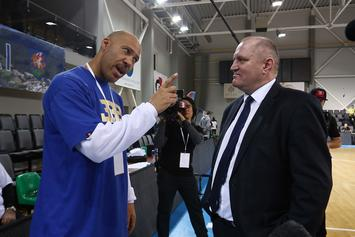 Lithuania's BC Prienai-Skycop Laments Decision To Grant LaVar Ball Unlimited Power