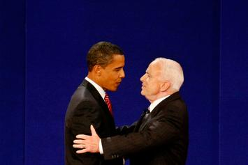 John McCain Requested Obama & George W. Bush To Speak At Funeral