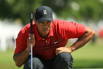 """Tiger Woods On President Trump: """"We All Must Respect The Office"""""""