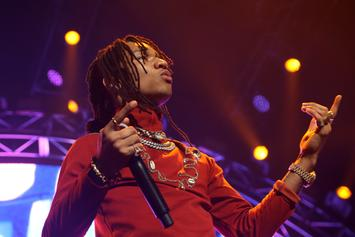Swae Lee Won't Be Suing The Fan Who Threw Cell Phone At His Face After All