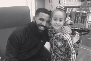 Heart Patient Who Met Drake On Birthday Gets Another Wish With New Heart