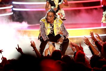 """Quavo Teases Release Date For Solo Project: """"It's Too Soon"""""""