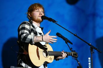 """Eminem FaceTimes Ed Sheeran To Ask About """"River"""" Collaboration"""