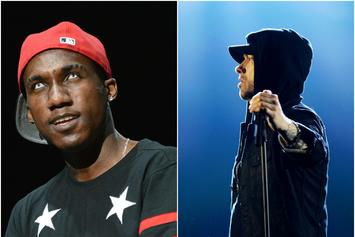 "Hopsin Is Beyond Honored By Eminem's Shoutout On ""Kamikaze"""