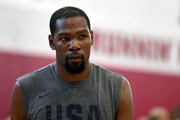 Kevin Durant Responds To Fan In His Instagram DMs