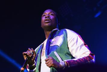 Meek Mill Will Be In Eagles Owner's Box For Tonight's NFL Opener