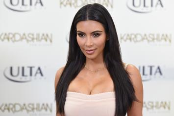 """Kim Kardashian Says She Cries About Her """"Big Butt"""" Everyday"""