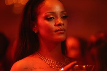 "Rihanna Assures Fans She's Working On Music: ""It's Coming. Just Not Today Sis"""