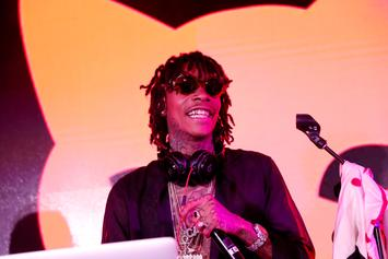 "Wiz Khalifa's ""So Confident"" In His Parenting Skills Amid School Bus Backlash"