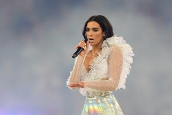 "Dua Lipa ""Horrified"" After Fans Removed From Shanghai Show For Waving LGBTQ Flags"