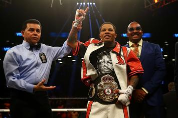 Boxer Gervonta Davis Arrested After Fistfight With Barkeep Over $10K Bill