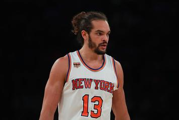 Knicks, Joakim Noah Expected To Part Ways Before Training Camp: Report