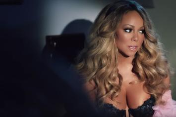 "Mariah Carey Stuns in Sexy Lingerie In ""GTFO"" Music Video"